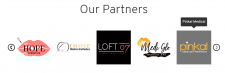 Оформление карусели логотипов на сайте Вордпресс