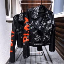 Индивидуальная роспись на Вашей одежде