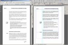 Из PDF в Adobe InDesign. Текст
