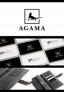Логотип бренда кожаных изделий