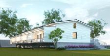Проект финского дома 305 м кв.