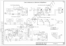 Схема электрических подключений