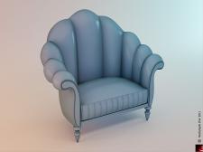 Классическое кресло Gzibon 2011