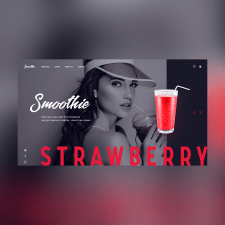 Smoothie concept