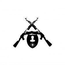 Логотип для оружного магазина