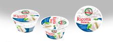 Разработка упаковки для сыра Ricotta