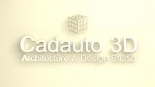 3D Лого Интро Анимация - Cadauto 3D