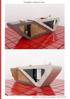 Розробка мобільної кухні