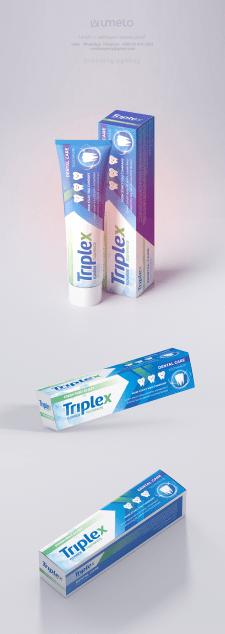 Дизайн упаковки для Triplex