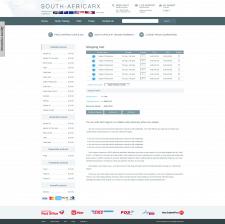 4-страничный адаптивный сайт по продажам