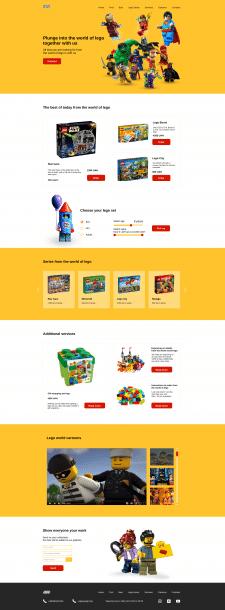Lego word
