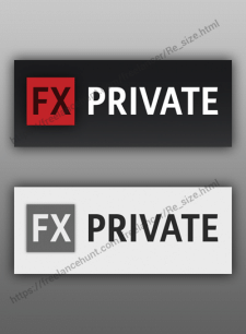 Логотип FX PRIVATE