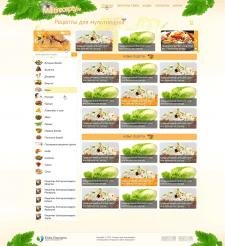 Рецепты мультиварки