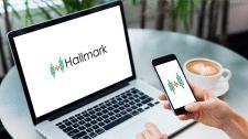 Логотип для Hallmark