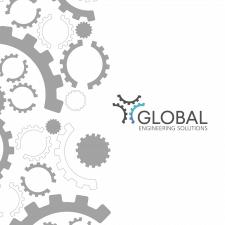 """Разработка логотипа для """"GLOBAL ENGINEERING"""""""