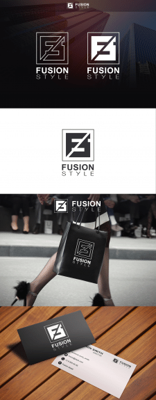 Fusion Style Logo3