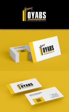 Разработка логотипа и визитной карточки