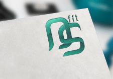 Логотип для фитнесс тренера и диетолога