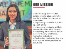 Презентация International chemistry tournament