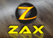 """Разработка логотипа для ТМ """"ZAX"""" (автоэлектроника)"""