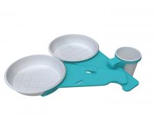 Поднос для одноразовой посуды