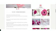 Paper Flowers description for Pomponi Art Studio