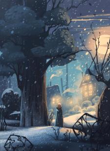 Зимний сказочный мир
