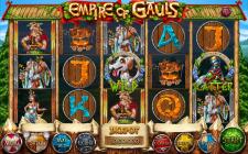 "Слот-автомат - ""Empire of Gauls"""