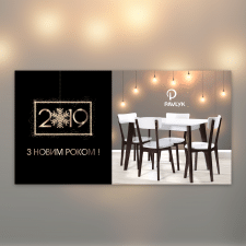 Баннер для бизнес страницы FB мебельной фабрики