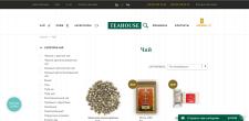 Интернет магазин чая и кофе Teahouse