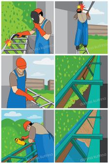 Иллюстрации для инструкции