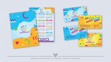 Календарь и визитки