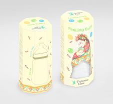 Упаковка для детской соски