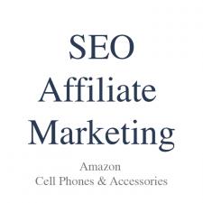 Amazon Affiliate website - Cell Phones & Accessori