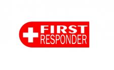 Логотип для first responder