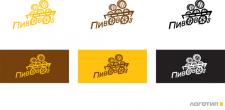 """Создание логотипа для """"ПИВОВОЗ"""""""