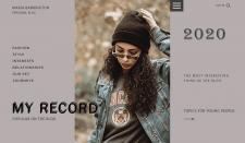 Баннер-блог