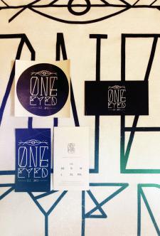 Логотип бренда One Eyed