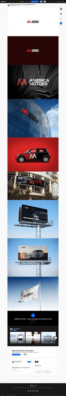 AMERICA MOTORS — пригон и продажа автомобилей