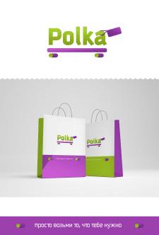 """Лого """"Polka"""" 2"""