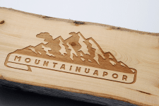 Логотип MOUNTAIN VAPOR