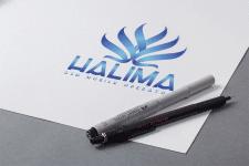 логотип для мобильного оператора HALIMA GSM