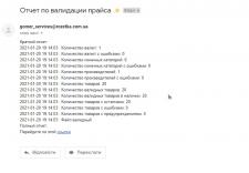 Загрузка на Розетку 20 товаров проф. косметики