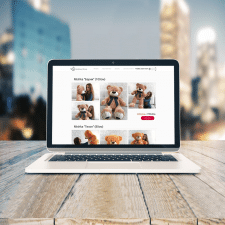 Mishka Store - Landing Page