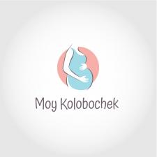 Логотип для блога о осознанном материнстве