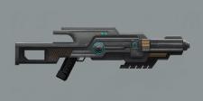 Concept Design Weapon