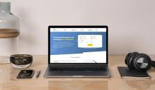 Дизайн сайта сравнения сервисов для перевода денег