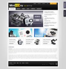 Сайт для miniHD.ru