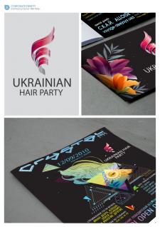 Ukrainian Hair Party