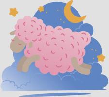 сонная овечкаа